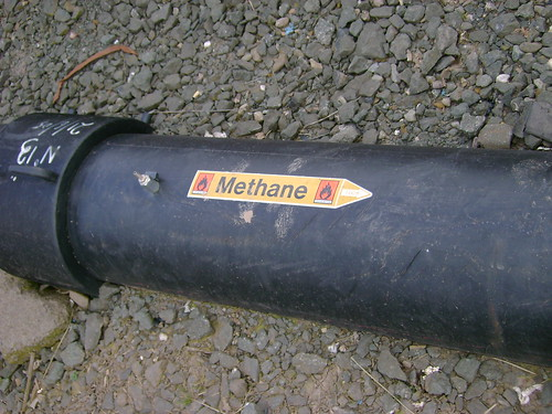 Methane | by London Permaculture