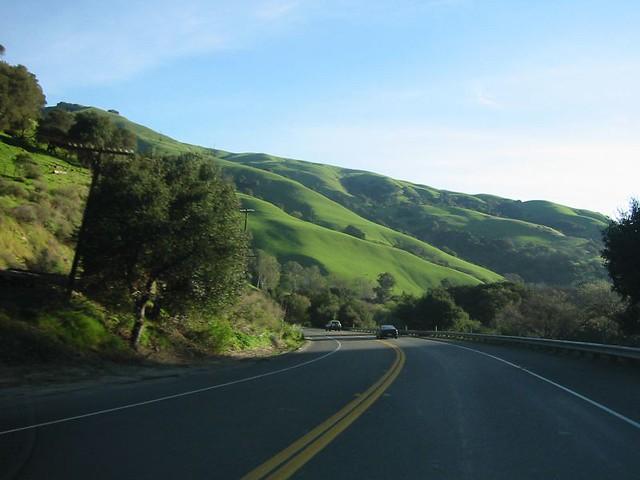 Niles Canyon Road, Fre...