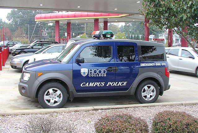 Hood College Campus Police 2 Hood College Campus Police