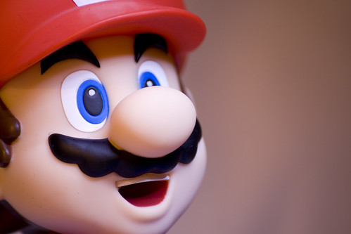 Super Mario | by davehunt82