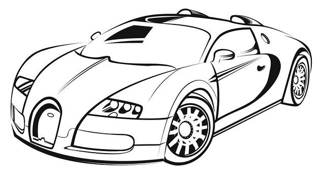 bugatti veyron trace