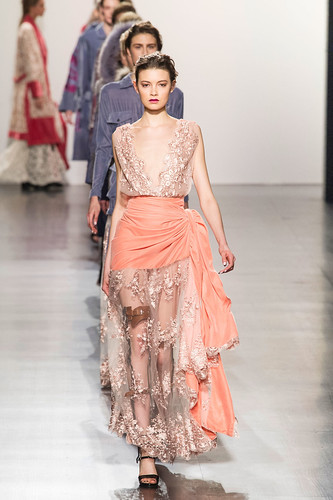 Francesca Liberatore Fall 2017 Ready-to-Wear