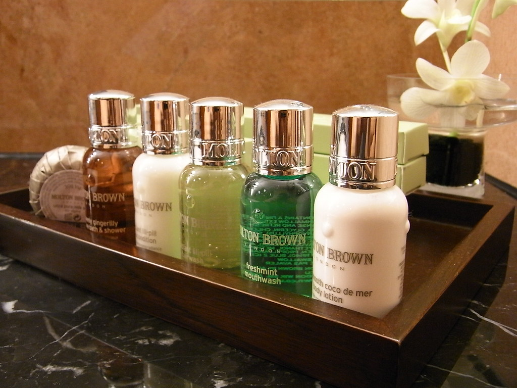 Bathroom Amenities bath amenitiesmolton brown - westin taipei | matt@pek | flickr