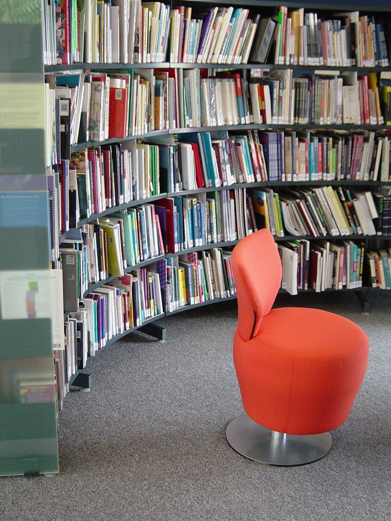 Wheatley Library Book Room