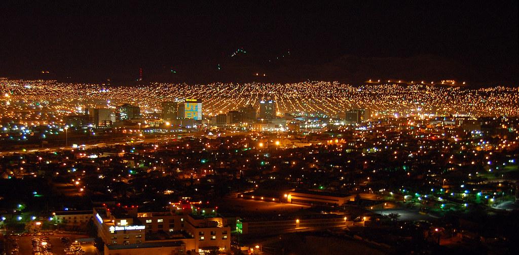 ... Countries of Light - El Paso Skyline No.2   by Haikiba & Countries of Light - El Paso Skyline No.2   I returned to Su2026   Flickr