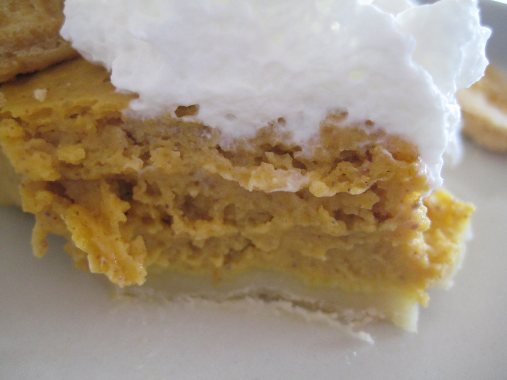 Extra fluffy pumpkin pie | What makes this pie extra ...