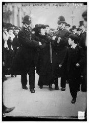 London - arrest of a suffragette  (LOC) | by The Library of Congress
