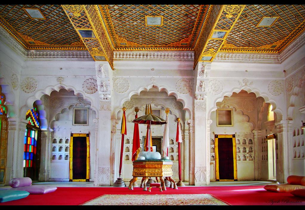 Moti Mahal The Pearl Palace Mehrangarh Fort Jodhpur