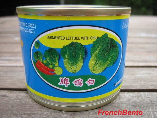 canned lettuce | Frenc...