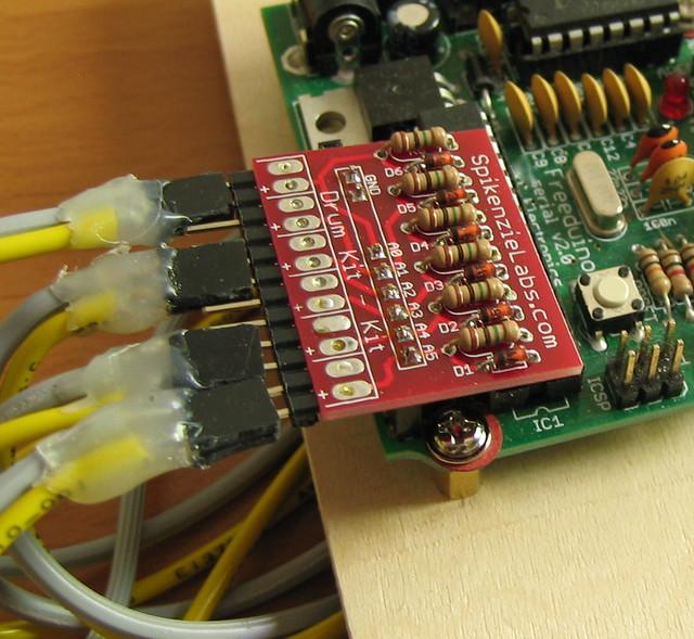 How to turn Piano toy into MIDI keyboard using Arduino