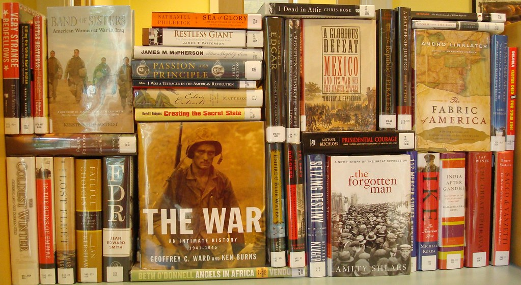 October 2007 New History Titles Read More About The Foll Flickr