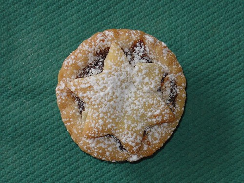 Christmas mince pie | by kiwi family