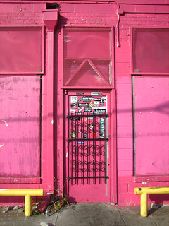 Door Of the Pink Eye | by Photographs By Wade