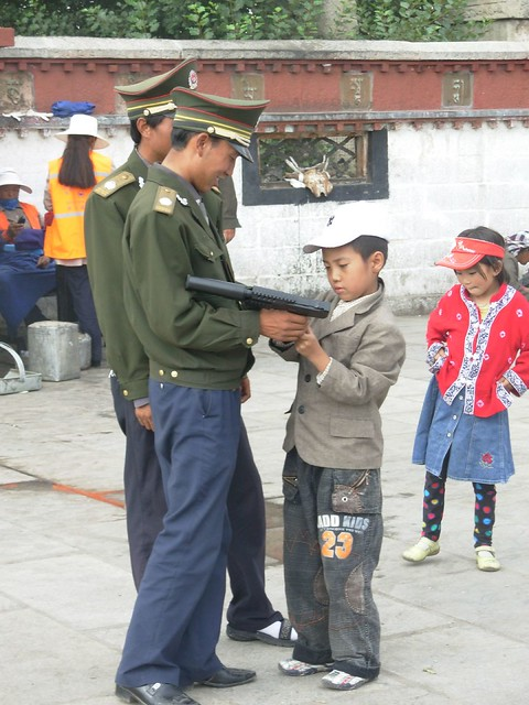 Kid From Tibet Movie Enf