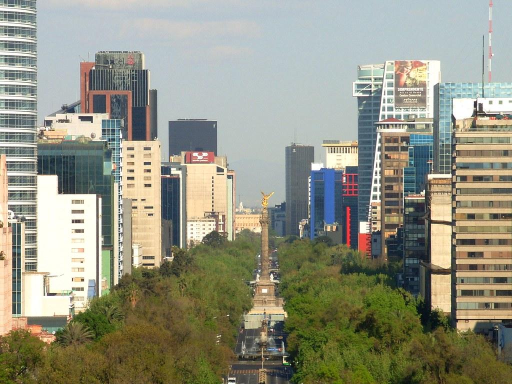 Paseo de la reforma paseo de la reforma ciudad de for Reformas de fachadas en palma