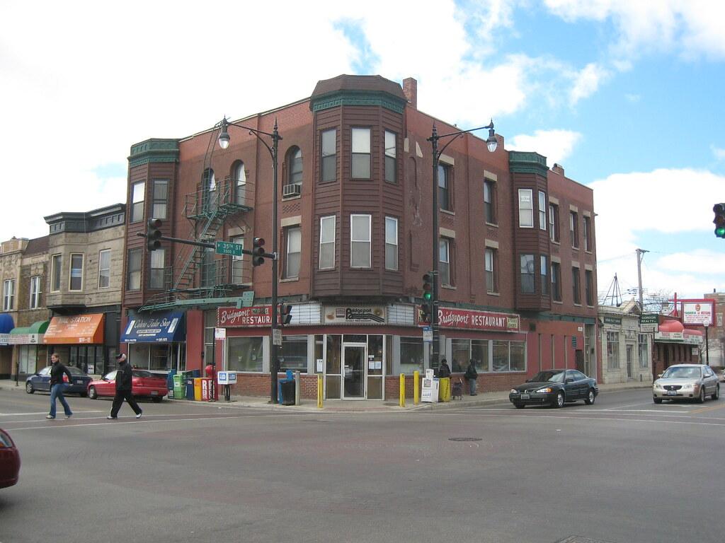 Restaurant In Bridgeport Chicago
