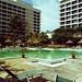 Swimming Pool - Oberoi Hotel, Columbo, Sri Lanka - 1989