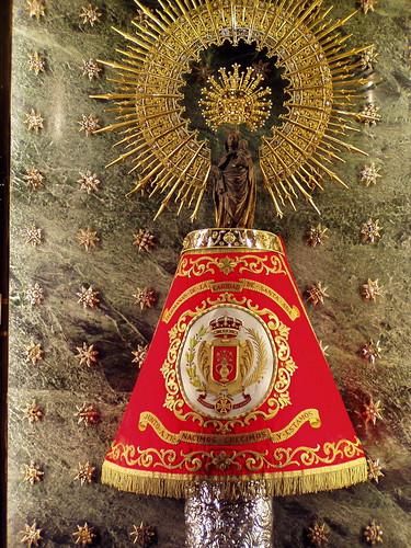 Virgen Del Pilar Zaragoza Our Lady Of The Pillar