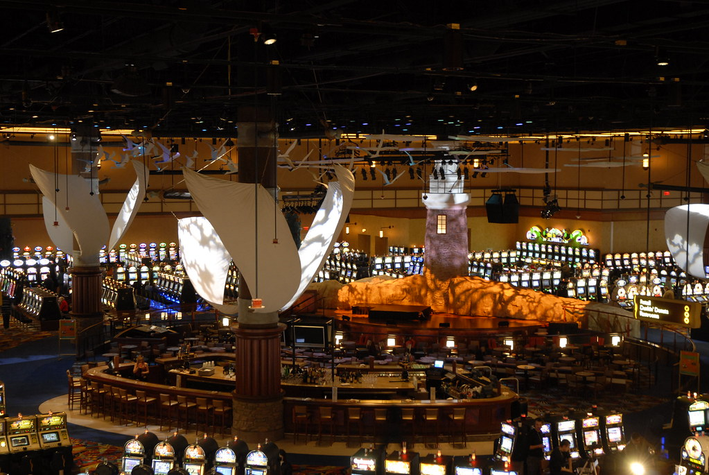 Twin river casino jobs