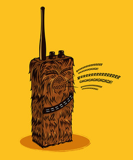 Wookiee talkie | by Lishoffs