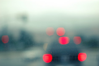 The morning commute in bokeh | by cindyloughridge