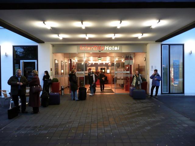 Intercity Frankfurt Hotel Airport To Zeppelinheim