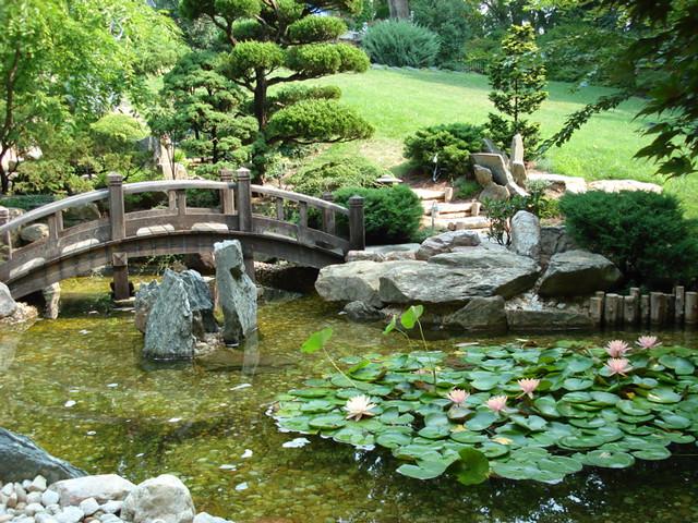 Marjorie merriweather post 39 s japanese style garden 2 flickr for Free japanese garden designs
