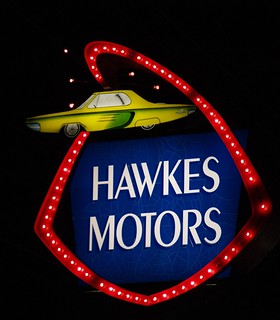 Hawkes Motors | by Phydeaux460