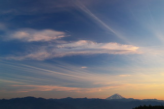 Mt. Fuji of the dusk | by Nam2@7676