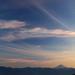 Mt. Fuji of the dusk