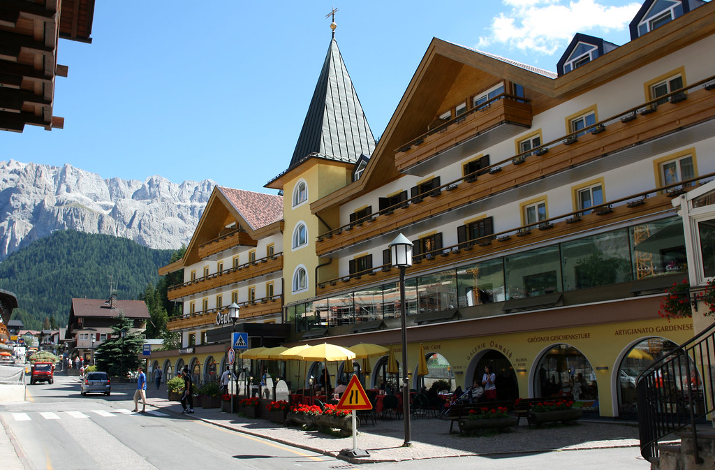 Selva Di Val Gardena Hotel Serena