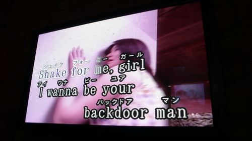 i wanna be your backdoor man