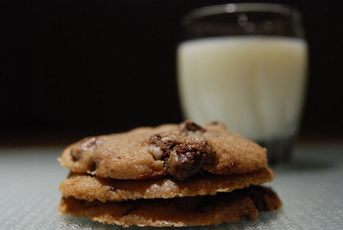 Day 17/366.....Cookies & Milk | by Denise Cross Photography