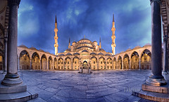 Blue Mosque (Istanbul) | by dleiva