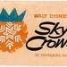 "Walt Disney's ""Sky Crown"" Logo"