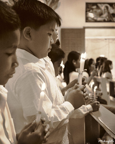 First Communion | by MicahPiosDad