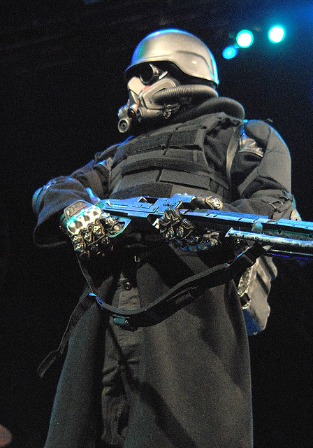 Umbrella Soldier - Resident Evil | Flickr - Photo Sharing!