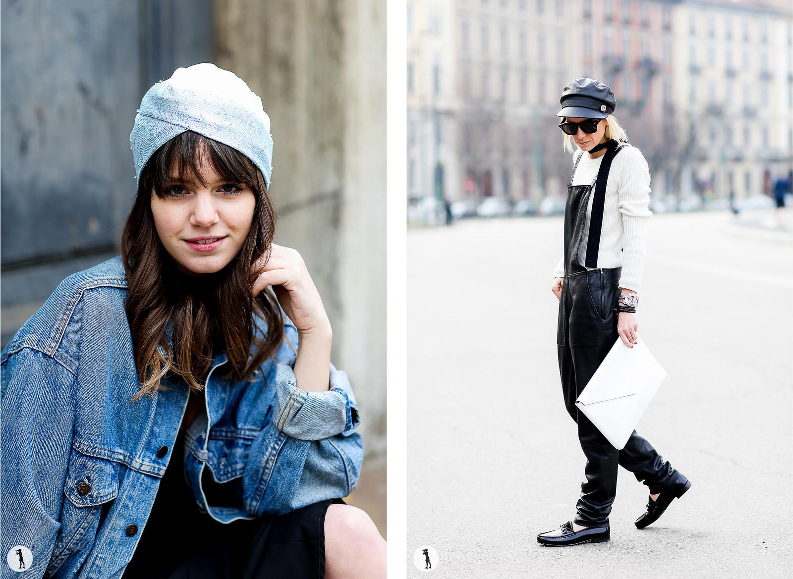 Street style - Milan Fashion Week RDT FW15-16