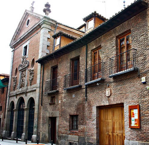 Casa convento de 1612 de las trinitarias descalzas e igles flickr - Casa vega madrid ...