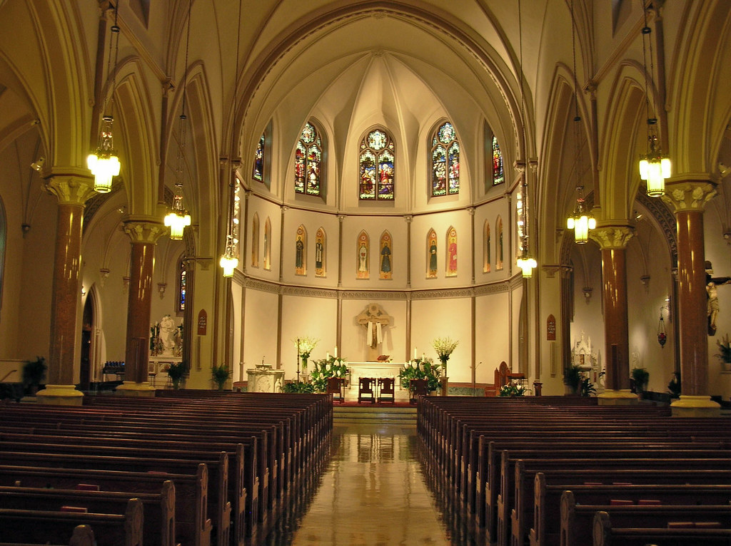 saint patrick catholic single men St patrick catholic church 9643  be sure to check out the history of the men's and women's acts retreats new men's  open to all men of st patrick.
