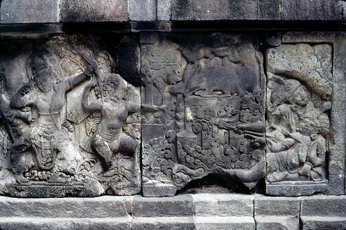 Prambanan, Prambanan District, Java, Indonesia 1988.02.09 | by fossilmike