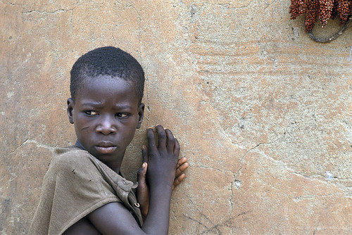 Portrait of young boy. Ghana | by World Bank Photo Collection