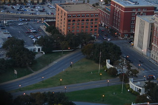 Dealey Plaza from Reunion Tower | by talaba