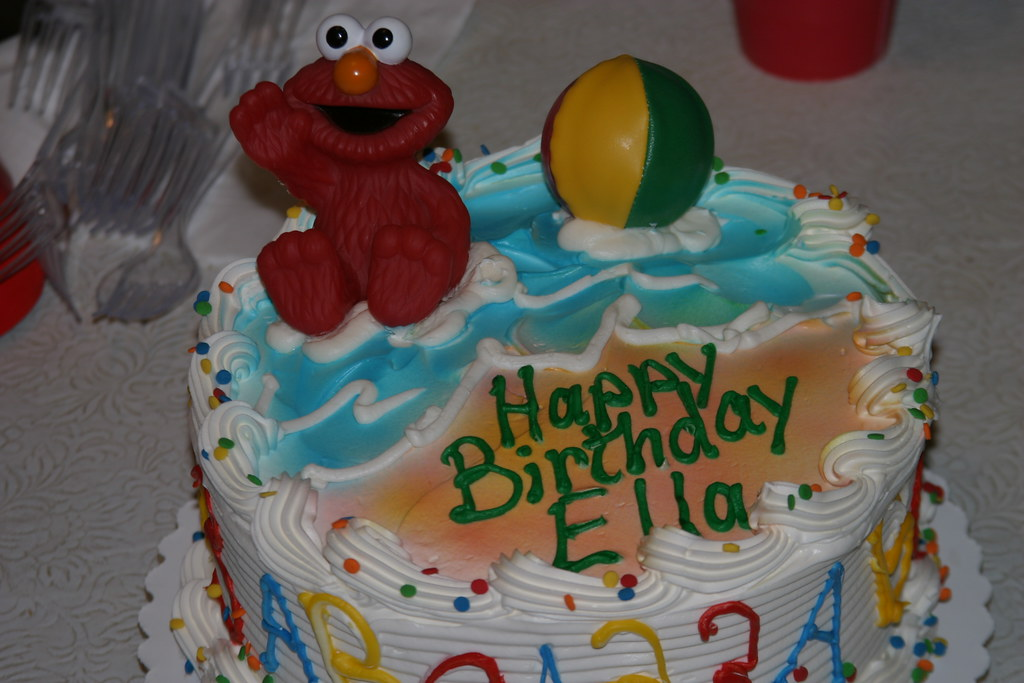 The Giant Eagle Birthday Cake Per Birthday Is Enoug Flickr