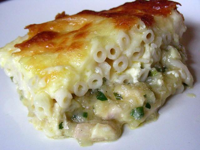 yuyuy's macaroni schotel | unlike common macaroni schotel ...