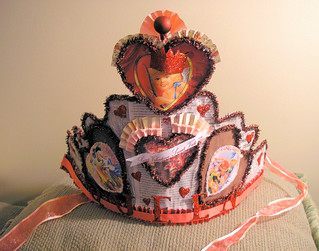 Queen of Hearts Crown! | by Lisa Kettell