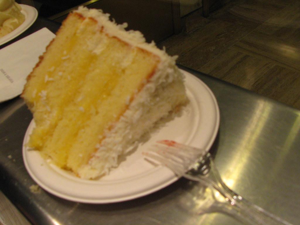 White Coconut Cake Florida