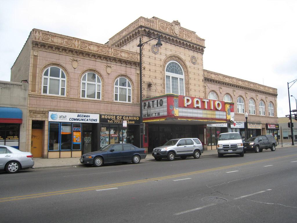 Patio Theater   Irving Park U0026 Austin   Chicago | Flickr   Photo ...