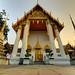 Wat Pho buddhist temple