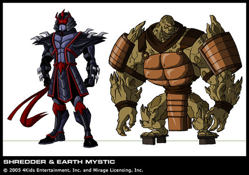 "Original "" Oroku Saki "" in ' Shredder Style ' Armor & Eart ..."